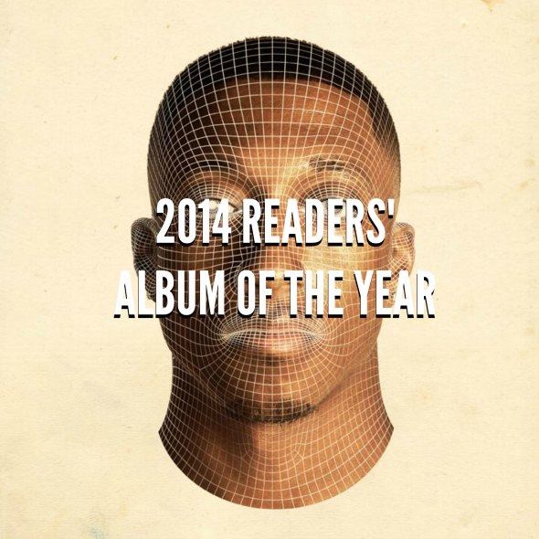 2014 READERS' ALBUM OF THE YEAR 1