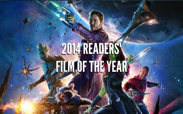 READERS FILM OF 2014 GOTG