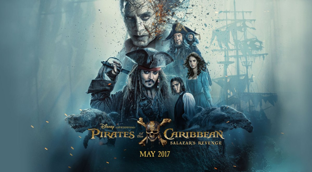 Film review pirates of the caribbean dead men tell no tales reel